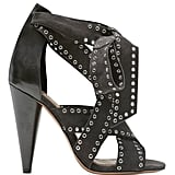 Isabel Marant black Anaid shoe ($1,130)