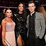 Pictured: Lea Michele, Ciara and Brad Goreski