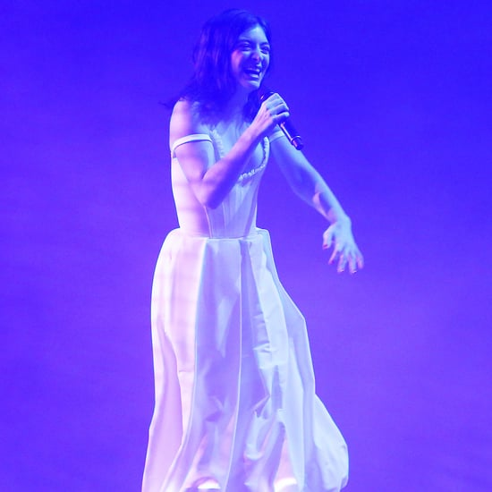 Lorde's Performance at the ARIA Awards 2017
