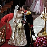Princess Mary Royal Wedding Pictures