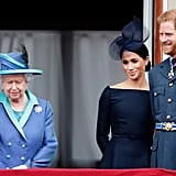 Queen Elizabeth II Issues a Statement About Prince Harry and Meghan Markle