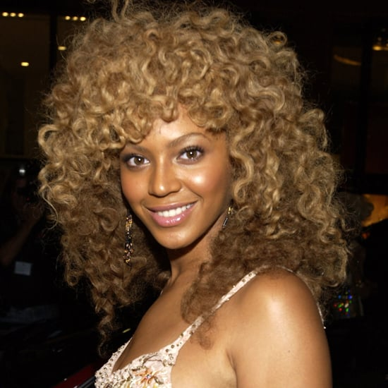 For a screening of Austin Powers in Goldmember in 2002, the singer injected some serious volume into her curls.