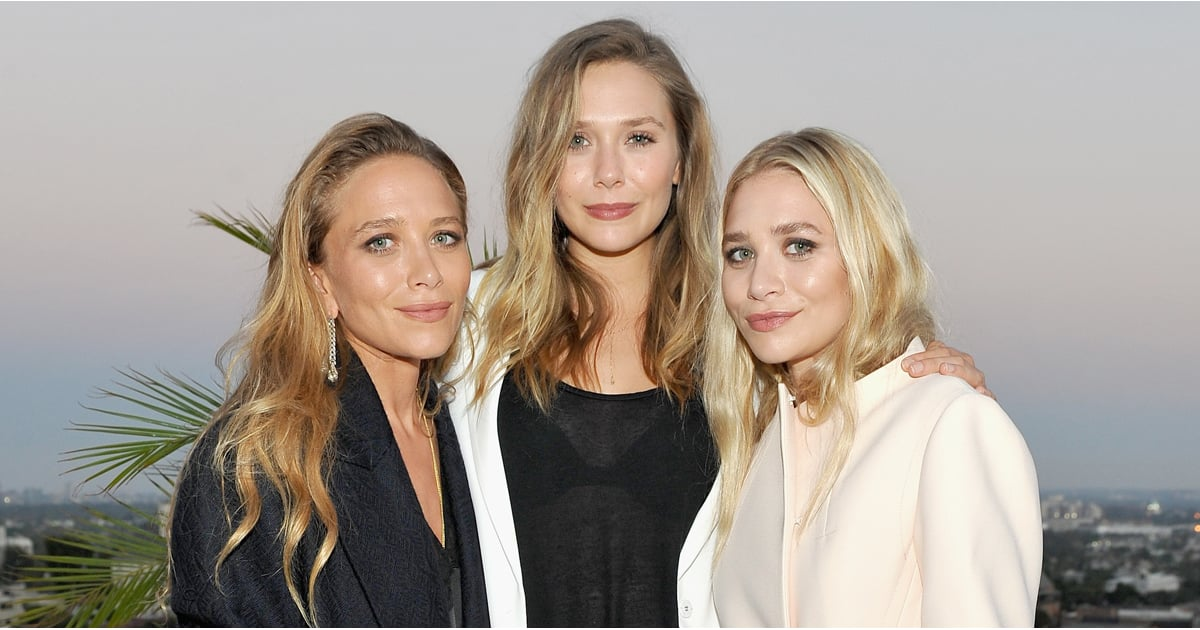 The Olsen Sisters At Elizabeth And James Store Opening In
