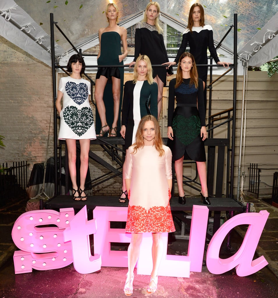 Stella McCartney Resort 2014 Collection Presentation
