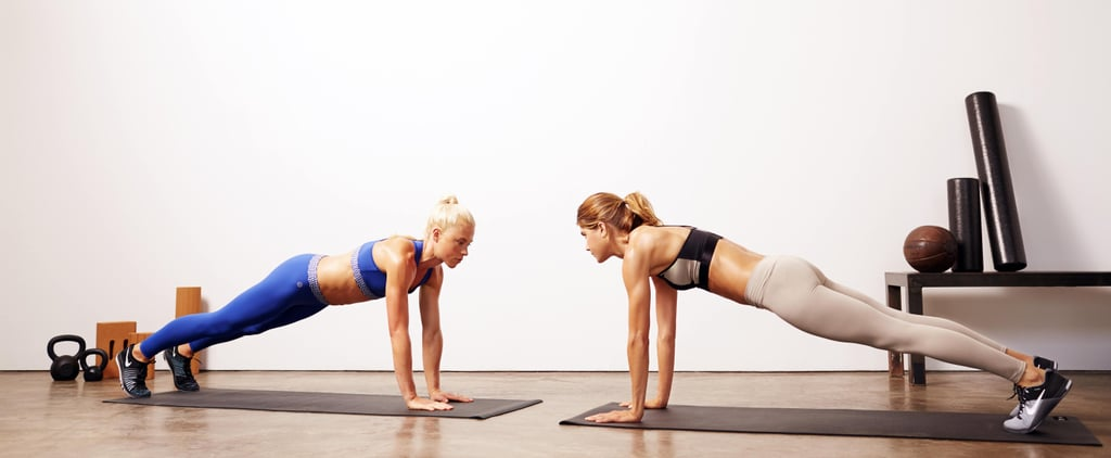 Play the Name Game and Get a Personalized Workout Just For You