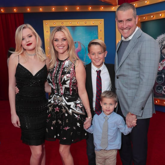 Reese Witherspoon at LA Premiere of Sing With Family