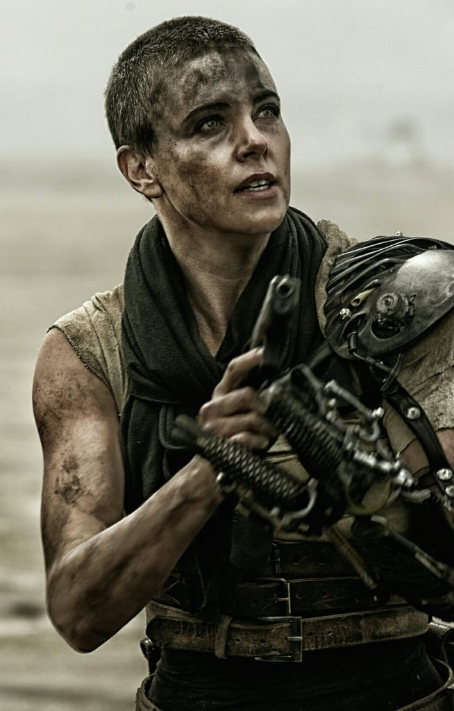 Imperator Furiosa From Mad Max: Fury Road