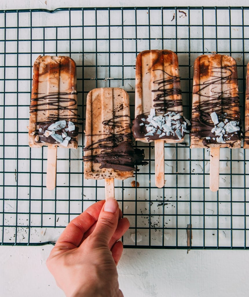 Coffee Ice Lolly Recipes
