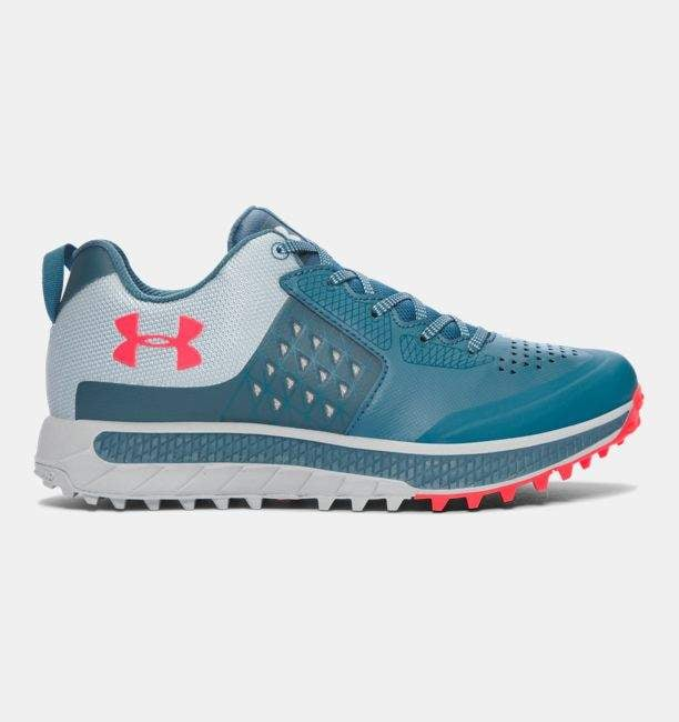 Under Armour Running Shoes Horizon STR Blue Orange