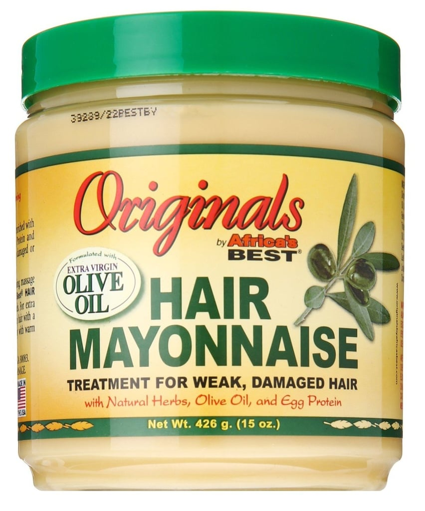 Africa's Best Original Hair Mayonnaise