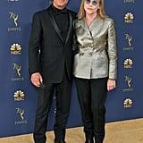 Ed Harris and Amy Madigan