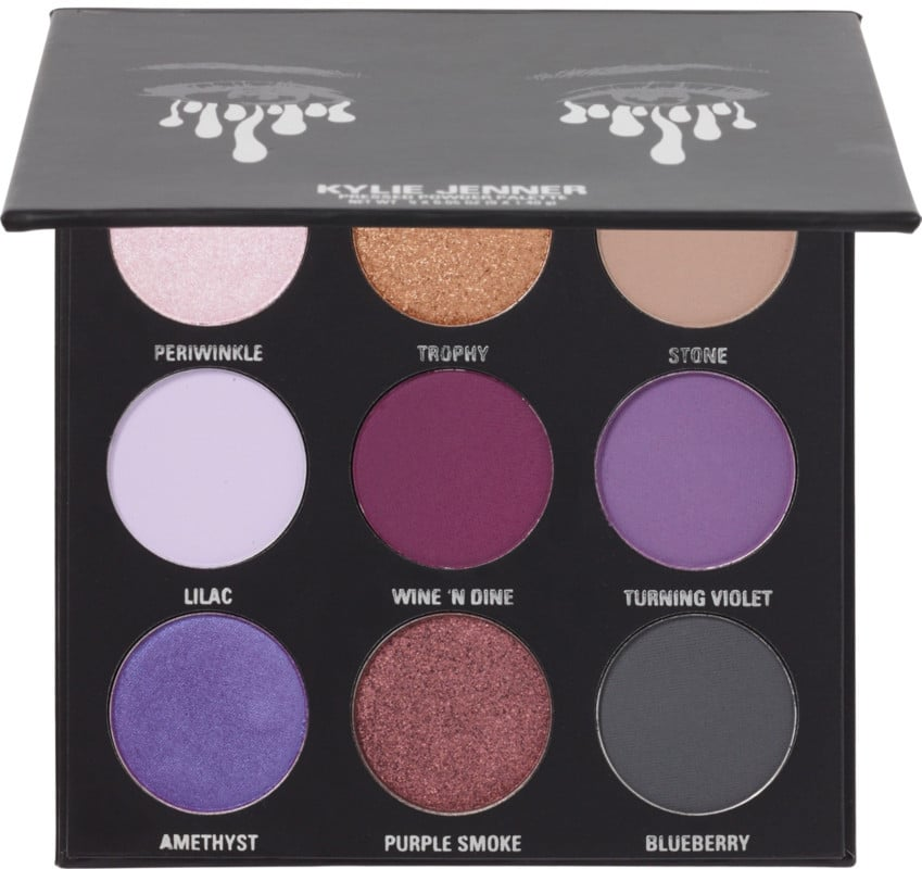 Kylie Cosmetics The Purple Palette Kyshadow