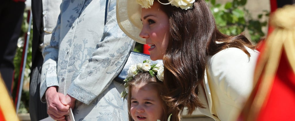 Kate Middleton Hair at Royal Wedding