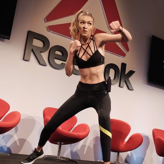 Gigi Hadid Fitness Routine