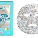 TULA Insta Bright Energizing & Brightening Sheet Mask