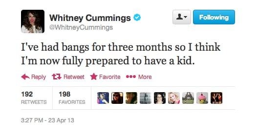 Whitney Cummings