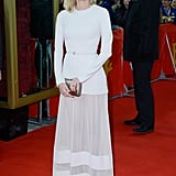 Diane Kruger Wearing Elie Saab at the Berlin Film Festival