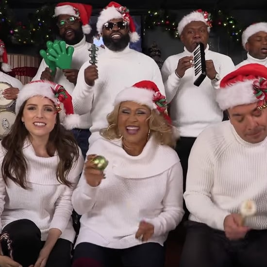 "Jimmy Fallon's ""Christmas"" Classroom Instruments Video"