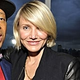 Cameron Diaz attended the NY Sun Works 4th Annual Greenhouse Project Benefit.