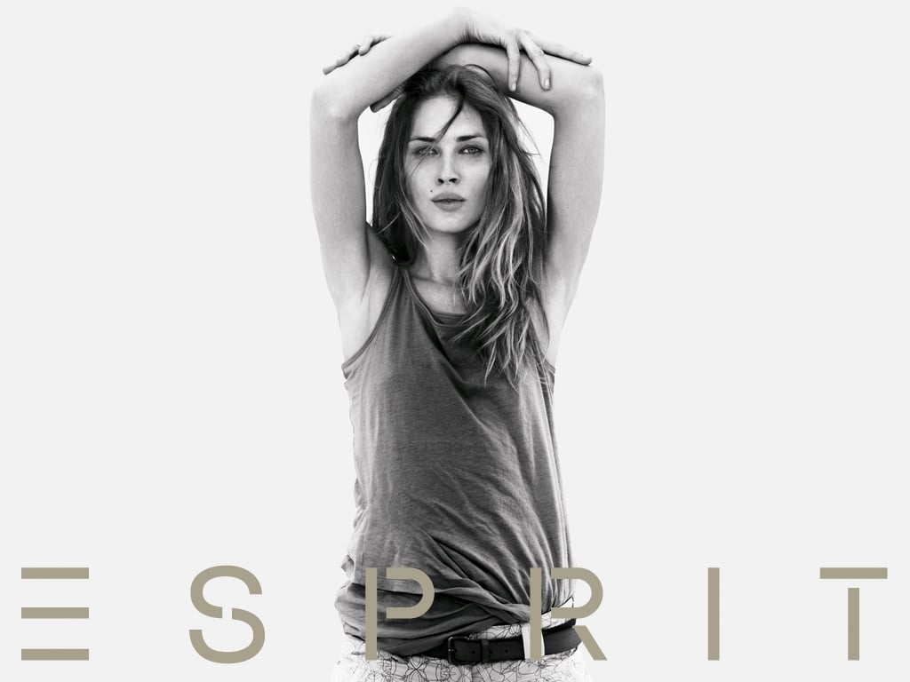 Erin Wasson for Esprit.