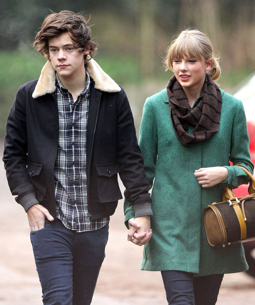 Harry Styles showed Taylor Swift around the UK.