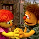 "Sesame Street Just Found the Best Way to Teach Us ""How to Hug"" Kids With Autism"