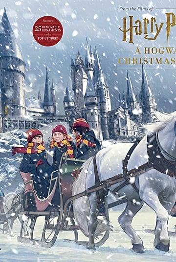 Harry Potter Hogwarts Christmas Pop-Up Advent Calendar