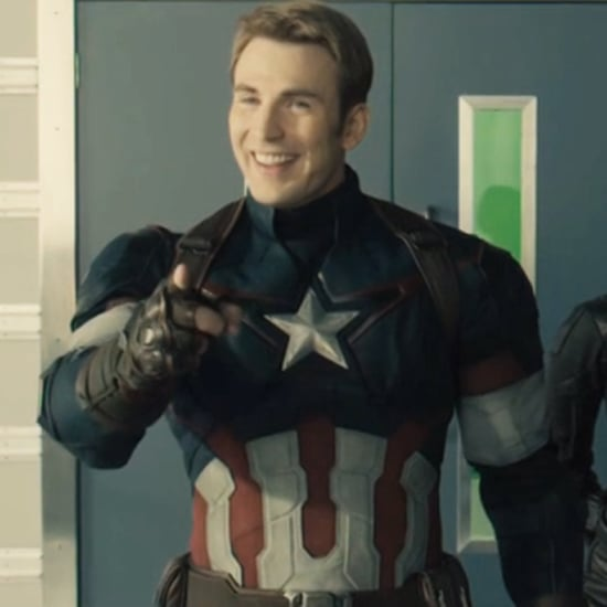 Chris Evans and the Avengers Have Assembled For This Ridiculous Blooper Reel