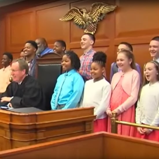 Family With 5 Children Adopts 6 Siblings
