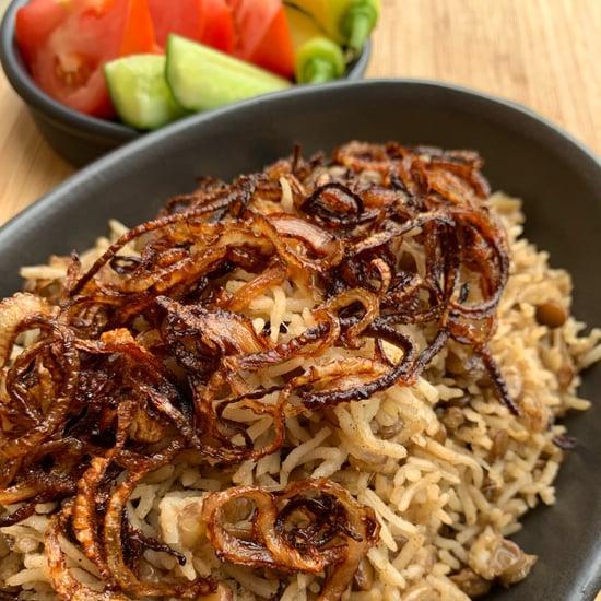 MasterChef Amina Elshafei's Mudardara Recipe