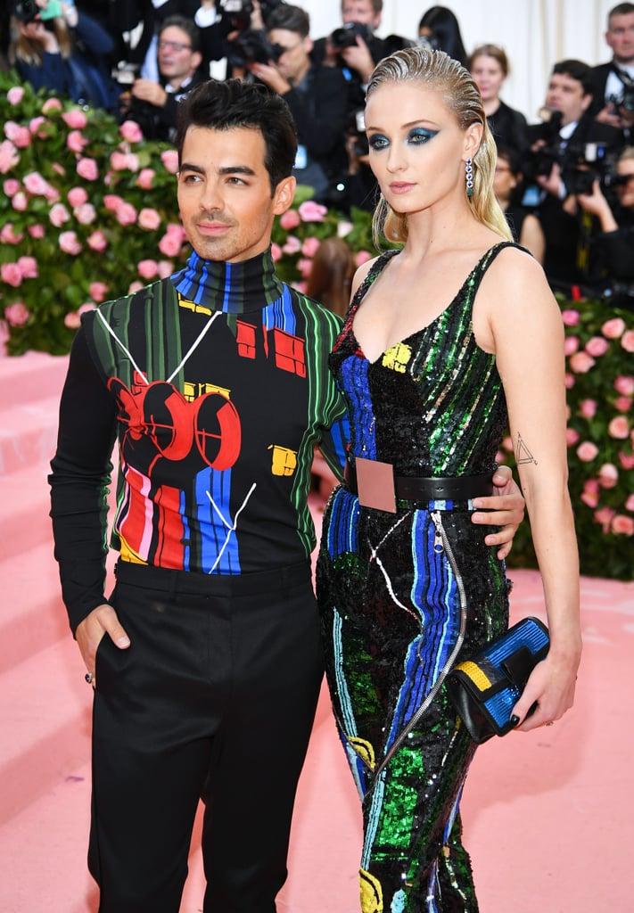 Sophie Turner and Joe Jonas's Outfits at Met Gala 2019