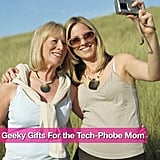 Tech-Phobe Mom