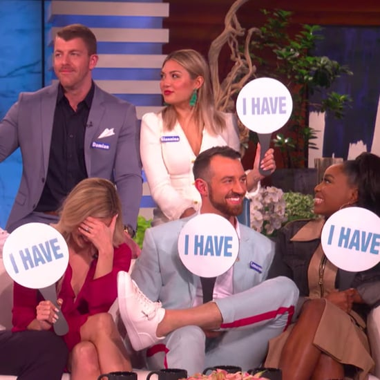Watch Love Is Blind Couples Play Never Have I Ever on Ellen