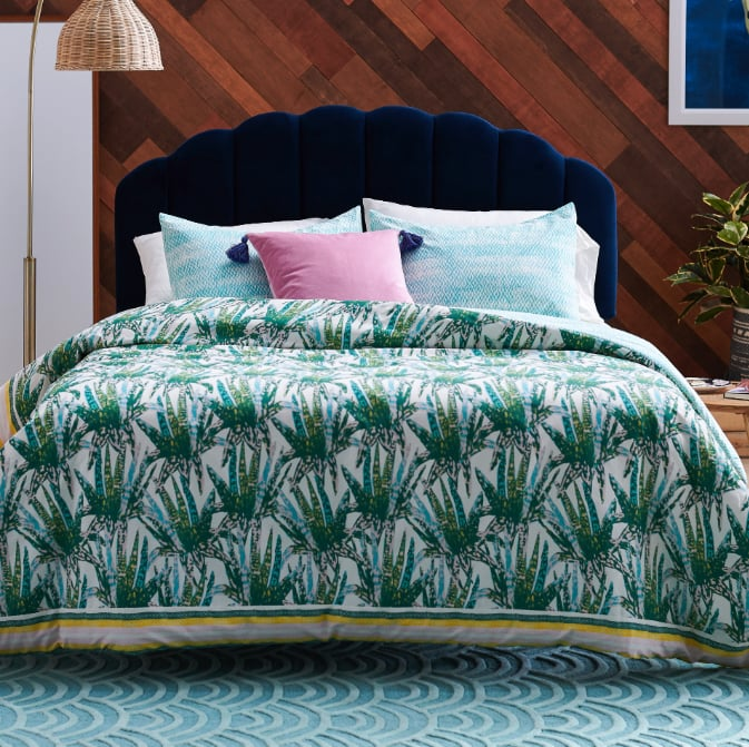 Succulent Comforter Set