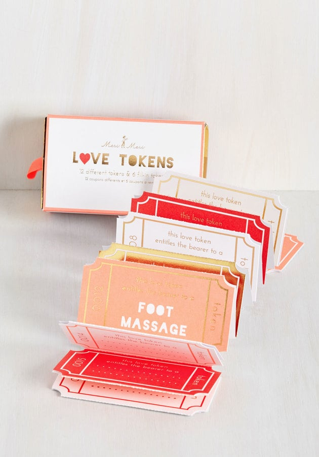 For Her: Love Tokens