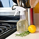 Rosemary-Lemon Food-Safe Kitchen Cleaner
