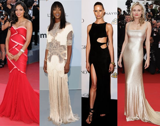 2011 Cannes Film Festival: Best Celebrity Fashion 2011-05-23 12:17:26