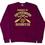 Gryffindor Quidditch Sweater ($20)