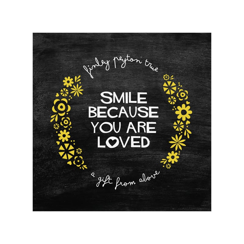 """Smile"" by trbdesign ($20)"