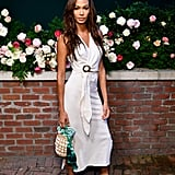 Joan Smalls at the Lily Aldridge Parfums Launch During New York Fashion Week