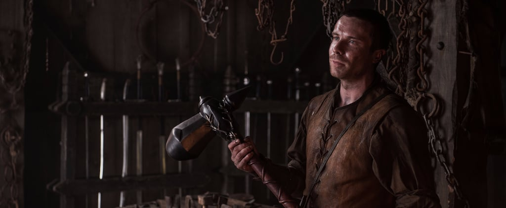 Gendry's Back on Game of Thrones Sporting a Sexy Haircut and Help, I Need to Be Resuscitated