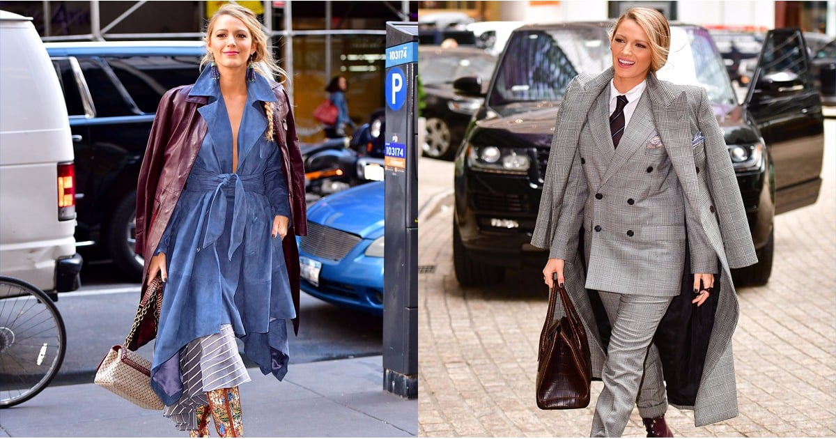 Blake Lively Changed 5 Times in 24 Hours —and She's Just Getting Started