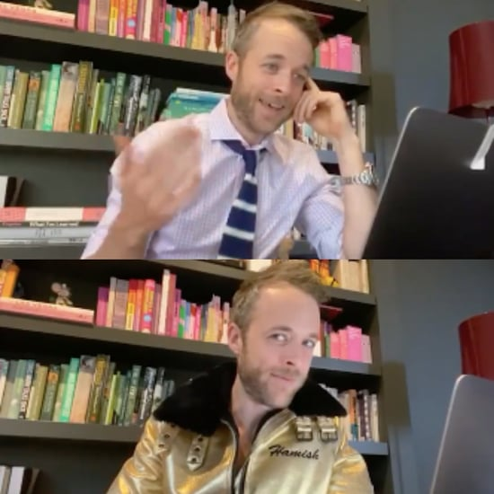 Hamish Blake's Zoom for One More Instagram Series