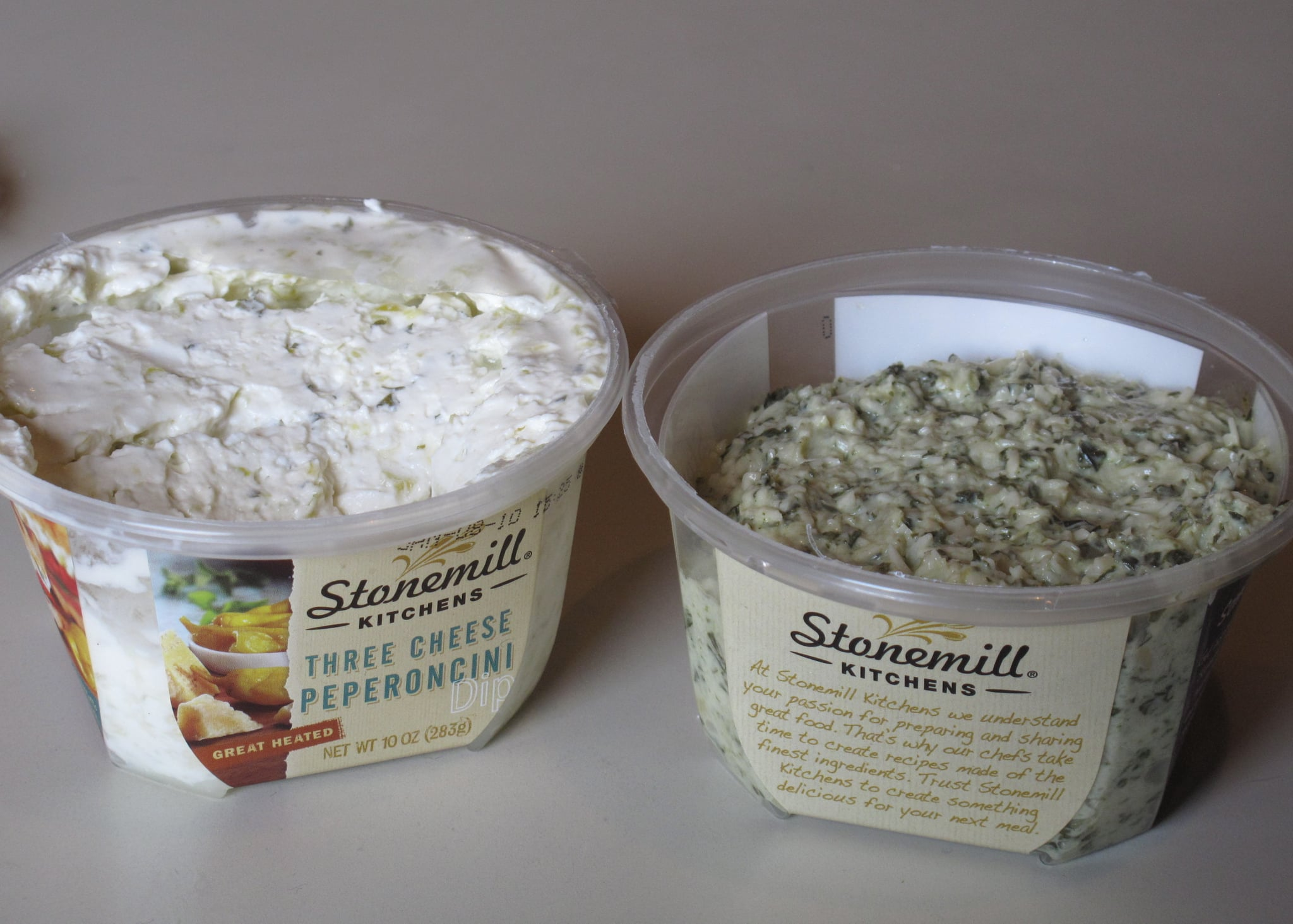 Taste Test Stonemill Kitchens Dips Popsugar Food