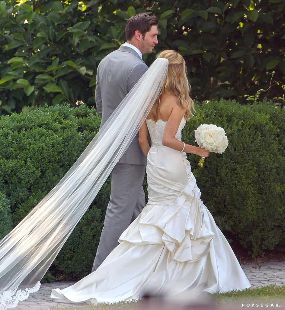 The couple got married in Nashville, where Jay went to college at Vanderbilt University.
