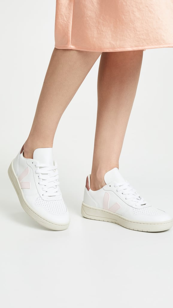 bc606434b70579 Veja V-10 Lace Up Sneakers | Most Comfortable Shoes For Women 2019 ...