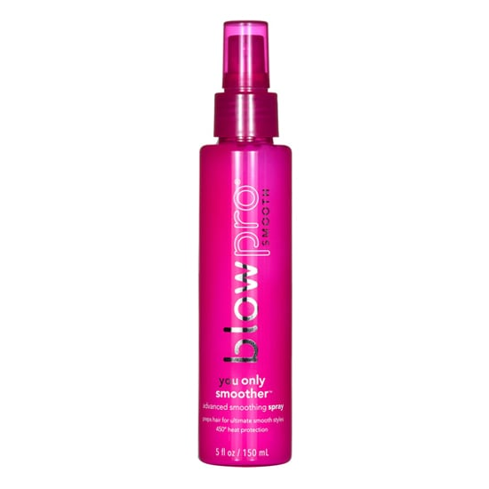 Bare legs, pedicures, and sundresses are just a few of Summer's greatest hits, but leaving my hair frizzy is not one of them. That's why I'm stocking my bathroom cabinets with  Blow Pro You Only Smoother Advanced Smoothing Spray ($22). It's a one-size-fits-all spray that works for any hair type to ensure your hair stays smooth and frizz free despite the humidity. — KD