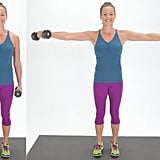 Superset 3, Exercise 1: Lateral Raise