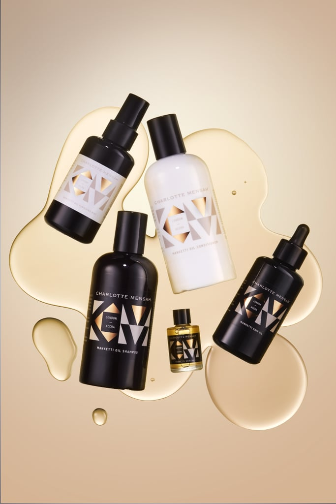 On the Success of Her Manketti Oil Haircare Range