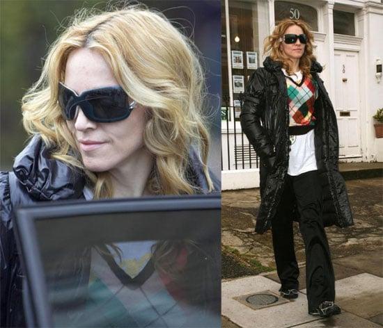 Madonna's Adoption Challenged
